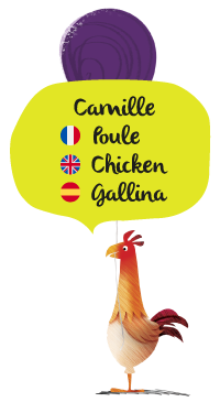 Chicken Hover Camille