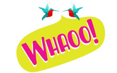 Whaoo! Logo