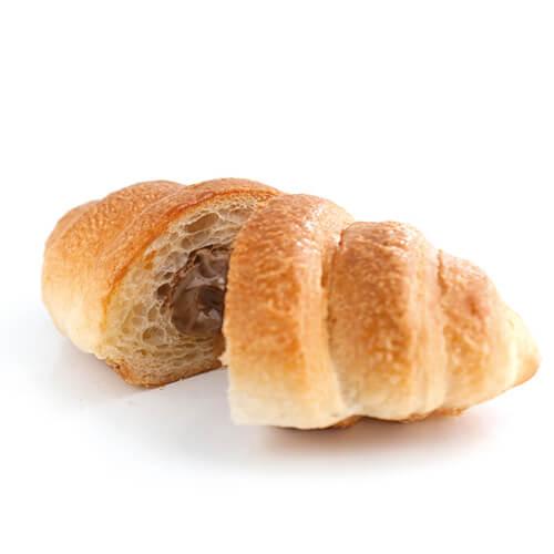 choc haz croissants