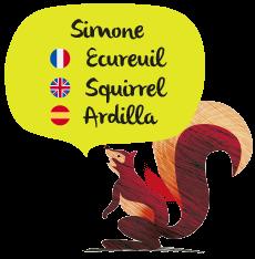 Squirrel Hover