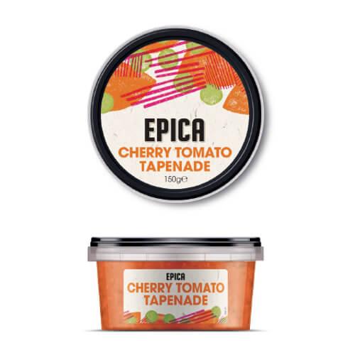 epica cherry tomato tepenade